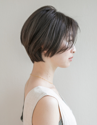 小顔ショート(HR-408)