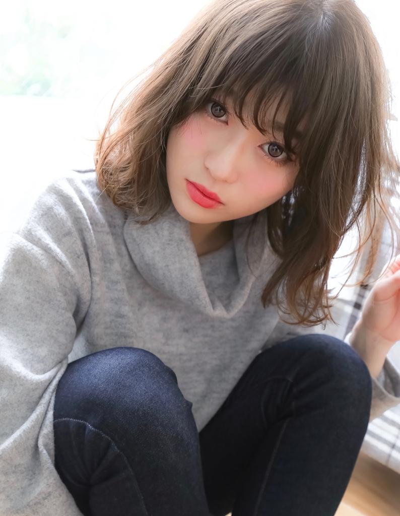 【Violet 曽我】柔らかい外ハネ☆ボブディ