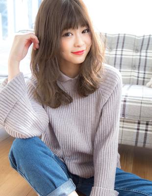 【Violet 曽我】ナチュラル☆ウェーブスタイル