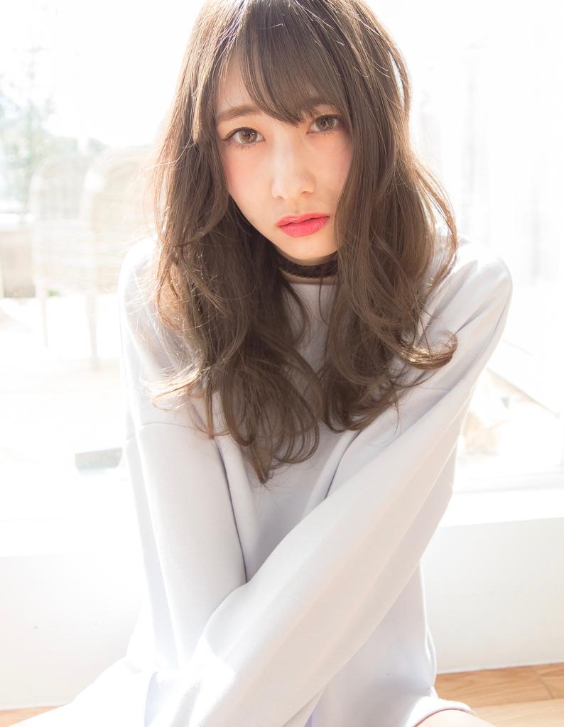 【Violet曽我】ぬけ感☆無造作ロング
