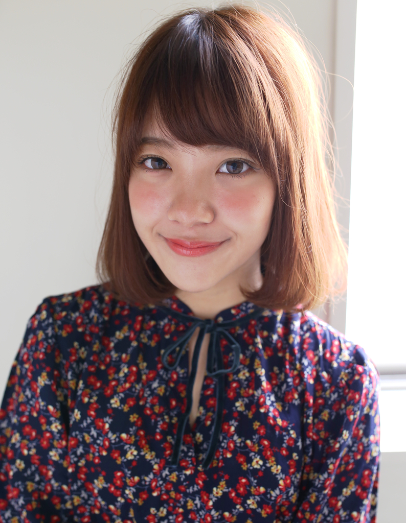 【Violet三好】ワンレンボブ