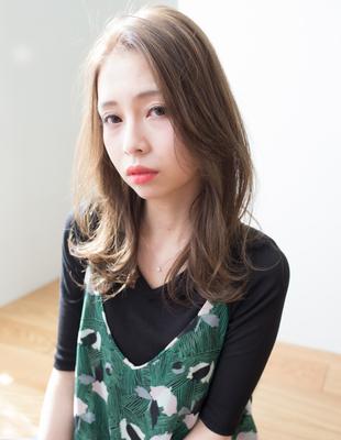 【Violet三好】シンプルな春レイヤー