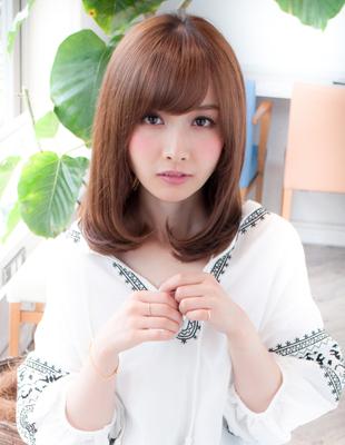 前髪が可愛いワンカール(yo-52)