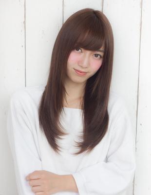 前髪可愛いストレート(yo-61)