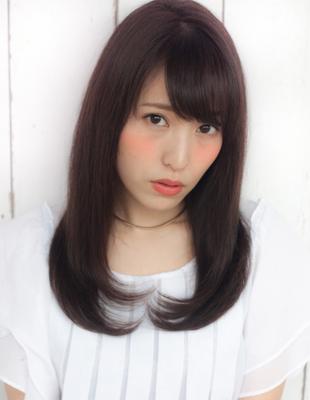 前髪が可愛いストレート(yo-62)